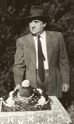id. Osváth János alkotta versenytorta - 1957.